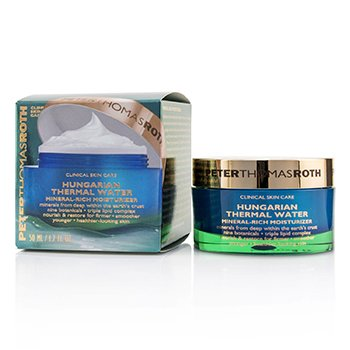Hungarian Thermal Water Mineral-Rich Moisturizer  50ml/1.7oz