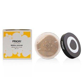 Priori Mineral Skincare Broad Spectrum SPF25 - # Shade 3 (Fx353)  6.5g/0.23oz