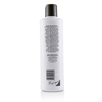 Derma Purifying System 1 Cleanser Shampoo (Natural Hair, Light Thinning)  300ml/10.1oz