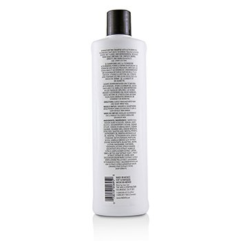 Derma Purifying System 1 Cleanser Shampoo (Natural Hair, Light Thinning)  500ml/16.9oz