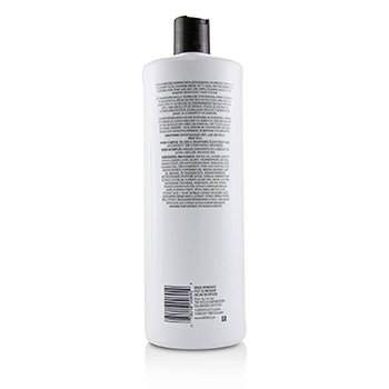 Derma Purifying System 1 Cleanser Shampoo (Natural Hair, Light Thinning)  1000ml/33.8oz