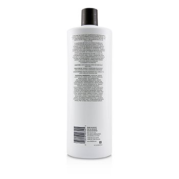 Derma Purifying System 4 Cleanser Shampoo (Colored Hair, Progressed Thinning, Color Safe)  1000ml/33.8oz