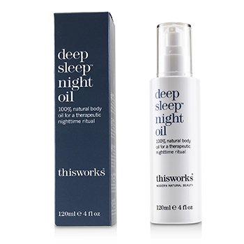 Deep Sleep Night Oil  120ml/4oz