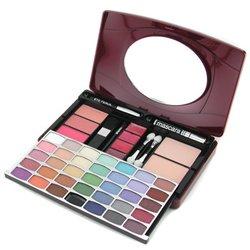 Cameleon MakeUp Kit G1688 (34xE/S, 3xBlusher, 2xPressed Pwd, 1xMascara, 4xLipgloss, 1xE/Pen, 4xApplicator)  -