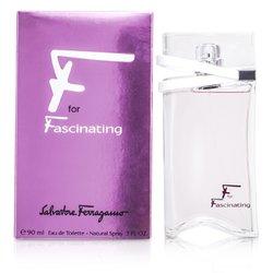 Salvatore Ferragamo F for Fascinating Eau De Toilette Spray  90ml/3oz