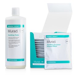 Murad Soothing Seaweed Infusion Mask (Salon Size)  15pcs