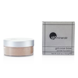 GloMinerals GloLoose Base (Powder Foundation) - Beige Dark  10.5g/0.37oz