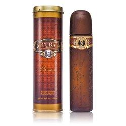 Cuba Cuba Brown Eau De Toilette Spray  100ml/3.3oz