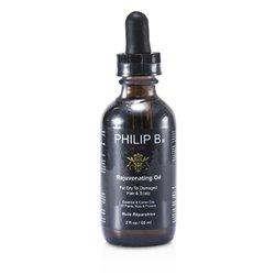 Philip B Rejuvenating Oil (For Dry To Damaged Hair & Scalp)  60ml/2oz