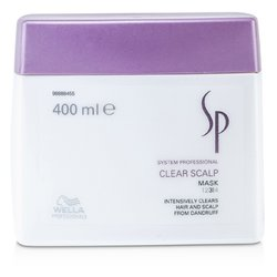 Wella SP Clear Scalp Mask  400ml/13.33oz