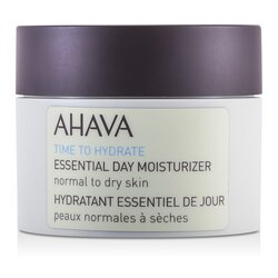 Ahava Time To Hydrate Essential Day Moisturizer (Normal / Dry Skin) 800150  50ml/1.7oz