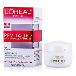 L'Oreal RevitaLift Anti-Wrinkle + Firming Eye Cream  14g/0.5oz