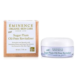 Eminence Sugar Plum Oil Free Revitalizer - For Normal to Oily Skin  60ml/2oz