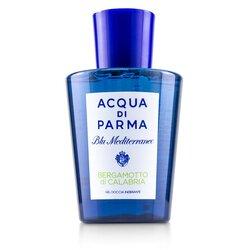 Acqua Di Parma Blu Mediterraneo Bergamotto Di Calabria Exhilarating Shower Gel (New Packaging)  200ml/6.7oz