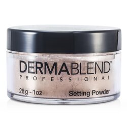Dermablend Loose Setting Powder (Smudge Resistant, Long Wearability) - Cool Beige  28g/1oz