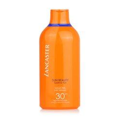 Lancaster Sun Beauty Velvet Tanning Milk SPF30  400ml/13.5oz