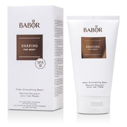 Babor Shaping For Body - Feet Smoothing Balm  150ml/5oz