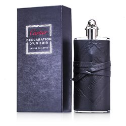 Cartier Declaration D'Un Soir Eau De Toilette Spray (Edition Prestiage)  100ml/3.3oz