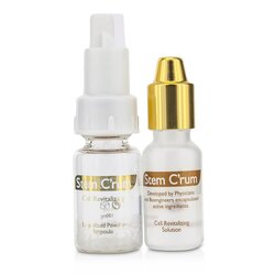 Dermaheal Stem C'rum Cell Revitalizing Solution  6 Applications