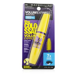 Maybelline Volum' Express The Colossal Waterproof Mascara - #Glam Black  8ml/0.27oz