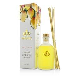 Malie Island Ambiance Reed Diffuser - Mango Nectar  240ml/8oz