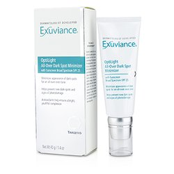 Exuviance OptiLight All Over Dark Spot Minimizer SPF25  40ml/1.4oz