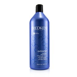 Redken Extreme Shampoo - For Distressed Hair (New Packaging)  1000ml/33.8oz