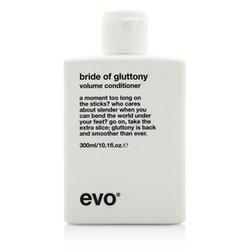 Evo Bride of Gluttony Volume Conditioner (For All Hair Types, Especially Fine Hair)  300ml/10.1oz