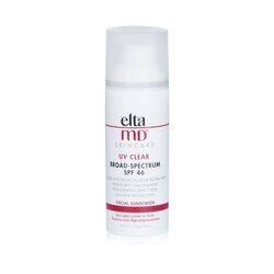 EltaMD UV Clear Facial Sunscreen SPF 46 - For Skin Types Prone To Acne, Rosacea & Hyperpigmentation  48g/1.7oz