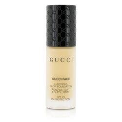 Gucci Lustrous Glow Foundation SPF 25 - #040 (Light)  30ml/1oz
