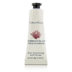 Crabtree & Evelyn Caribbean Island Wild Flowers Ultra-Moisturising Hand Therapy  25g/0.9oz