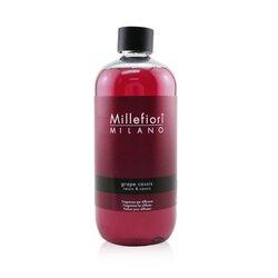Millefiori Natural Fragrance Diffuser Refill - Grape Cassis  500ml/16.9oz