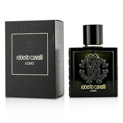 Roberto Cavalli Uomo Eau De Toilette Spray  100ml/3.4oz