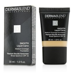 Dermablend Smooth Liquid Camo Foundation SPF 25 (Medium Coverage) - Natural (25N)  30ml/1oz