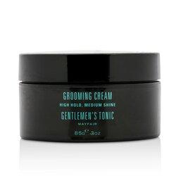 Gentlemen's Tonic Grooming Cream (High Hold, Medium Shine)  85g/3oz
