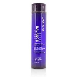 Joico Color Balance Purple Conditioner (Eliminates Brassy/Yellow Tones on Blonde/Gray Hair)  300ml/10.1oz