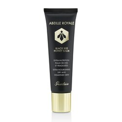Guerlain Abeille Royale Black Bee Honey Balm (Extra-Nourishing) - Dry & Weakened Skin  30ml/1oz