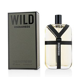 Dsquared2 Wild Eau De Toilette Spray  100ml/3.4oz