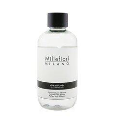 Millefiori Natural Fragrance Diffuser Refill - White Mint & Tonka  250ml/8.45oz