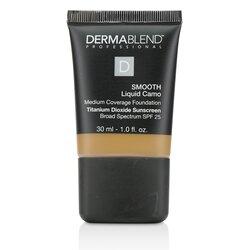 Dermablend Smooth Liquid Camo Foundation SPF 25 (Medium Coverage) - Cocoa (60N)  30ml/1oz