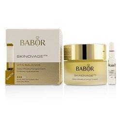Babor Skinovage PX Vita Balance Daily Moisturizing Cream (with Free Collagen Booster Fluid 2ml) - For Dry Skin  50ml/1.7oz