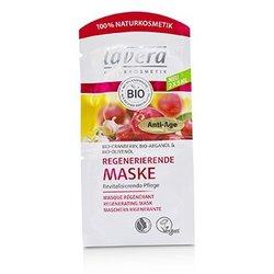 Lavera Organic Cranberry & Argan Oil Anti-Age Regenerating Mask  2x5ml