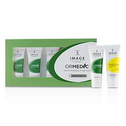 Image Ormedic Trial Kit: 1x Cleanser, 1x Serum, 1x Gel Masque, 1x Cream, 1x Tinted Moisturizer SPF30  5pcs