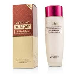 3W Clinic Collagen Regeneration Emulsion  150ml/5oz