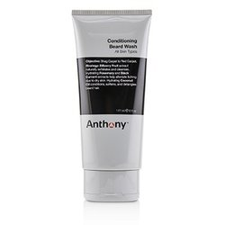 Anthony Conditioning Beard Wash - For All Skin Types (Unboxed)  177ml/6oz