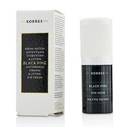 Korres  Black Pine Anti-Wrinkle, Firming & Lifting Eye Cream (Exp. 11/2018)  15ml/0.51oz