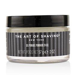 The Art Of Shaving Gel Pomade (Medium Hold, Light Shine)  57g/2oz