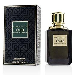 Perry Ellis Oud Vetiver Royale Absolute Eau De Parfum Spray  100ml/3.4oz