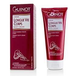 """Guinot Longue Vie Corps Body """"Youth"""" Care (Packaging Slightly Damaged)  200ml/5.9oz"""