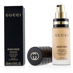 Gucci Gucci Face Satin Matte Foundation SPF 20 - # 100  30ml/1oz